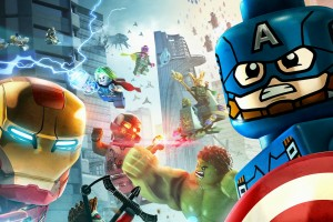 Lego Marvel's Avengers - cover