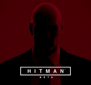 Hitman Beta - logo