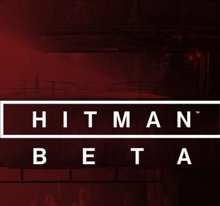 Hitman - beta logo