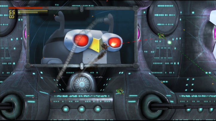 Rocketbirds 2: Evolution - Space Owl